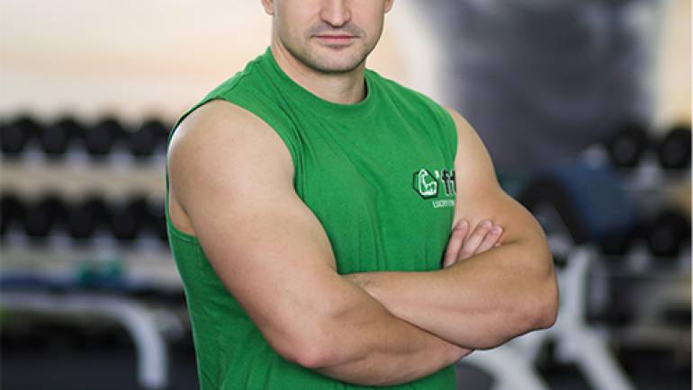 Андрей Гринь