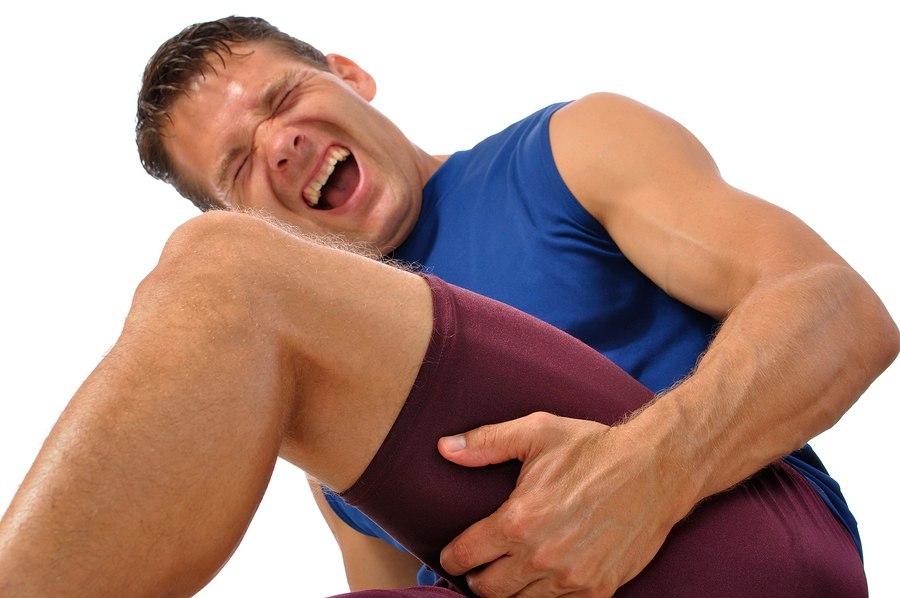 О судорогах в мышцах