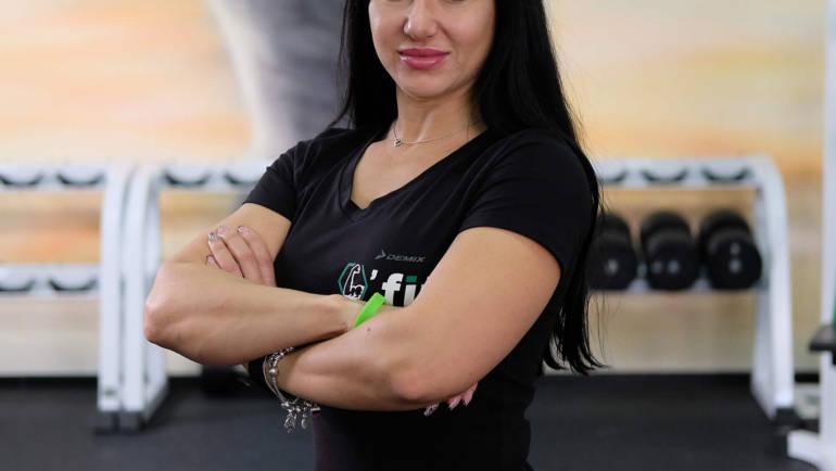 Мария Ищенко